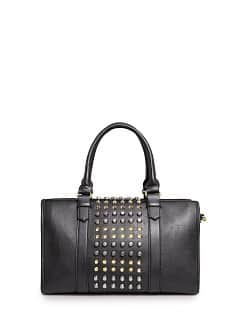 Studded bowling bag