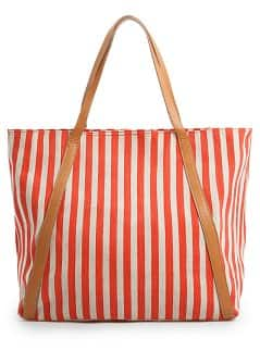 Shopper-Tasche aus Baumwolle