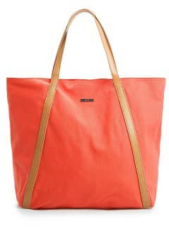Cotton shopper bag