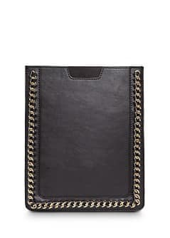 Chain trimmed iPad case