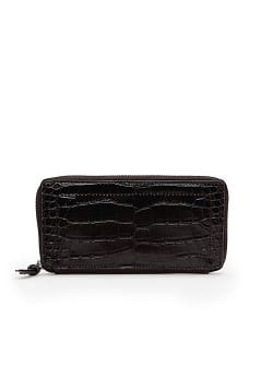 Croc effect wallet