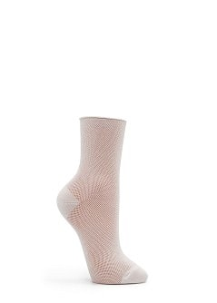 Mesh effect socks