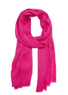 Bamboo yarns foulard