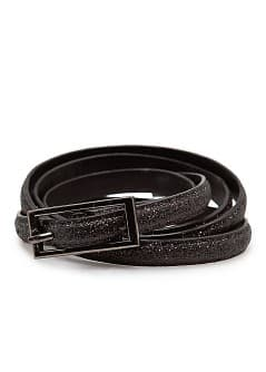 Slim belt