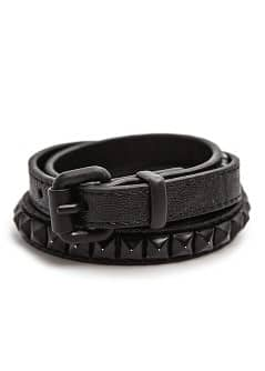 Ceinture clous pyramidaux