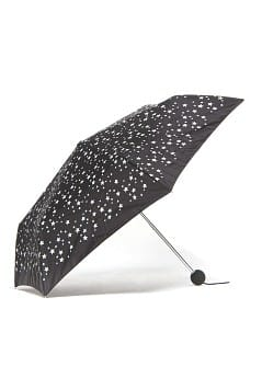 Stars print umbrella