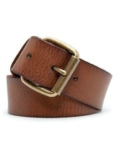 CEINTURE CUIR TEXTURE