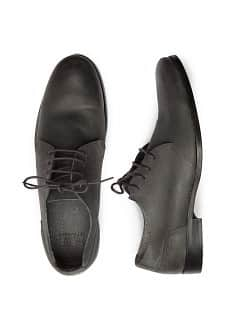DERBY-SCHUHE AUS LEDER