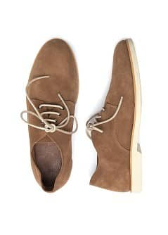 CHAUSSURES DERBY DAIM