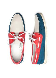 NUBUK BOAT SHOES