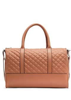 TOUCH - Quilted bowling bag