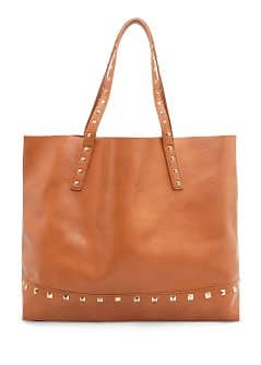 TOUCH - Studded shopper bag