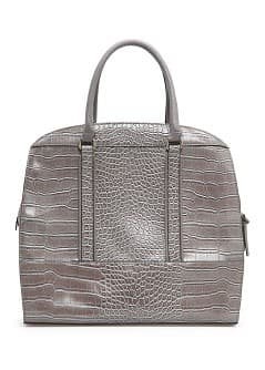 TOUCH - Sac tote relief crocodile