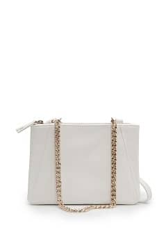TOUCH - Double pouch shoulder bag
