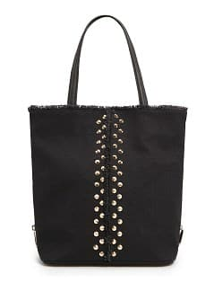 TOUCH - Sac shopper en toile  clout