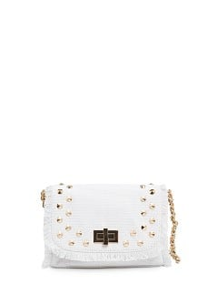 TOUCH - Studded canvas bag