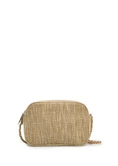 TOUCH - Lurex bouclé bag