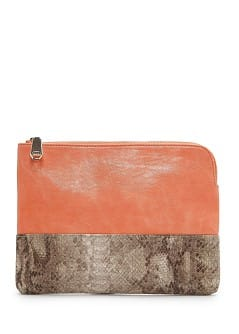 TOUCH - Snake skin panel iPad case