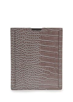 TOUCH - Housse iPad relief crocodile