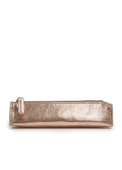 TOUCH - Metallic small cosmetic bag