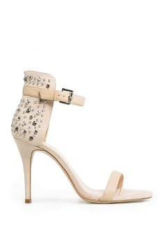 TOUCH - EMBELLISHED SANDALS