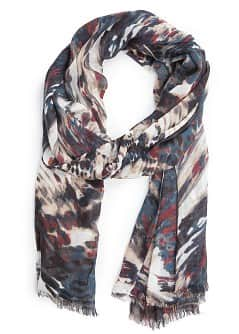 TOUCH - Foulard imprim peinture