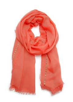 TOUCH - Studded foulard