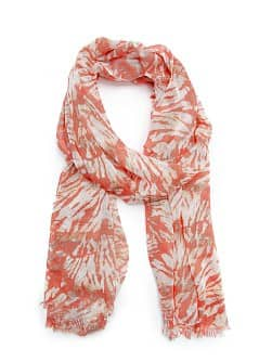 TOUCH - Printed foulard