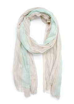 TOUCH - Striped foulard
