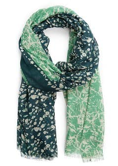 TOUCH - Mixed printings foulard
