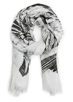 TOUCH - Birds print foulard