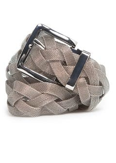 TOUCH - Woven mesh belt