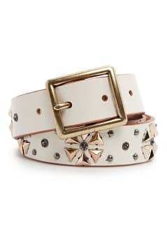 TOUCH - Studded belt