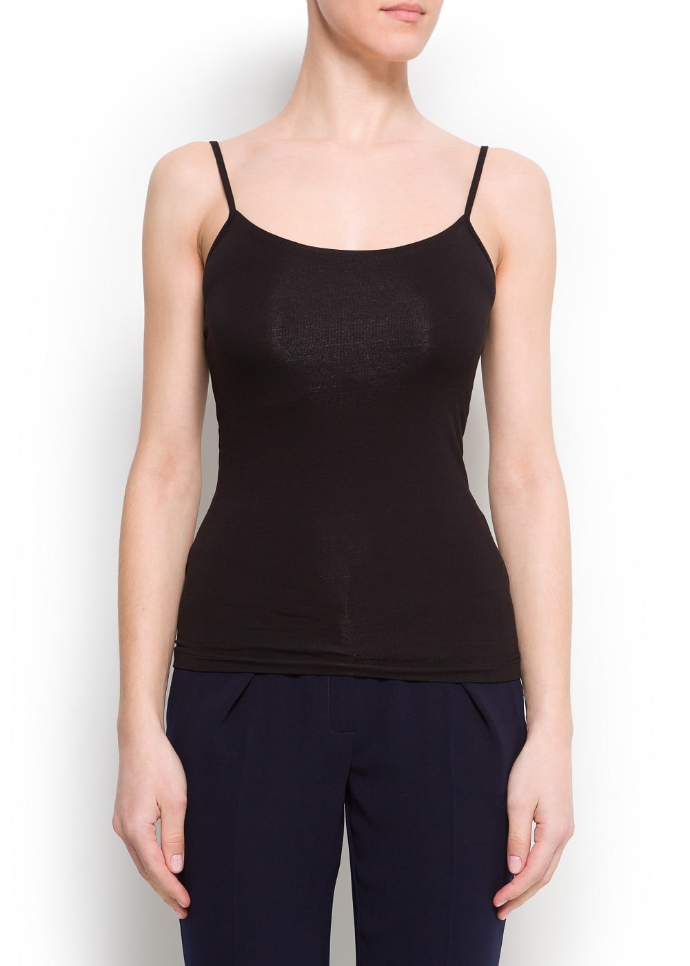 Essential tank-top | MANGO