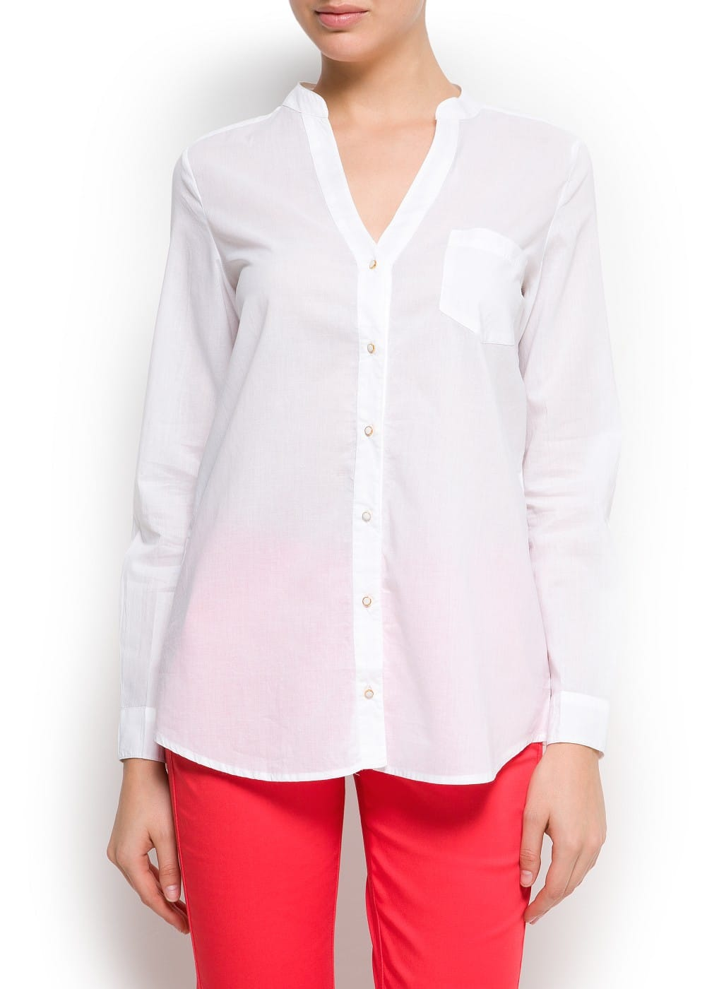 Cotton blouse