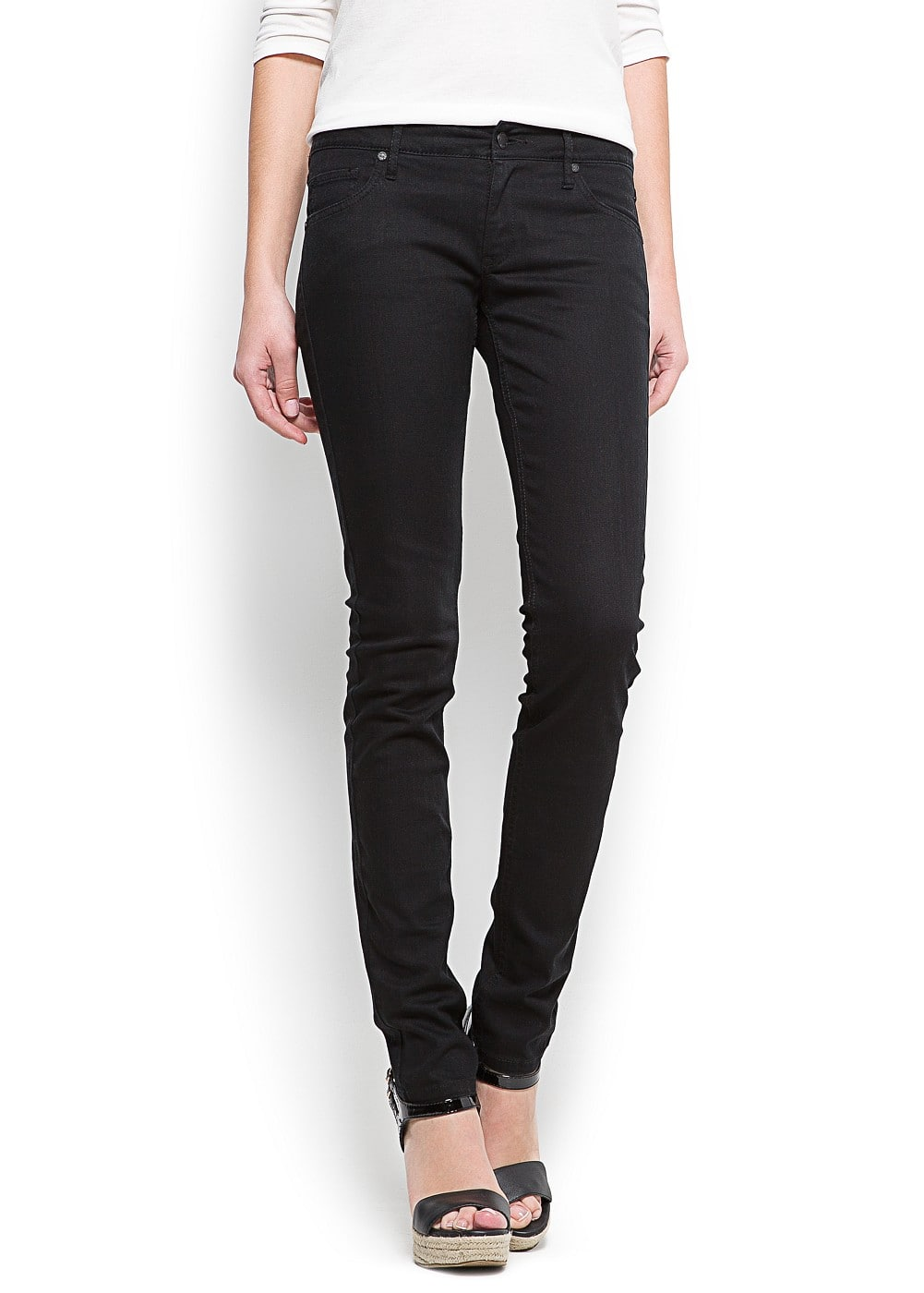 Super-slim jeans | MANGO