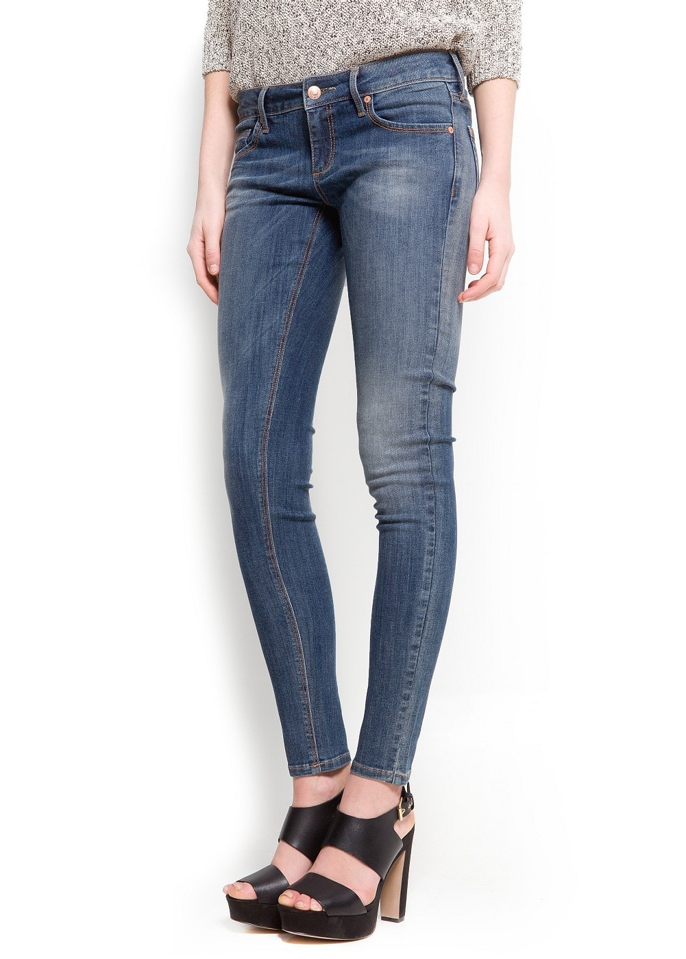 Jeans super slim | MANGO