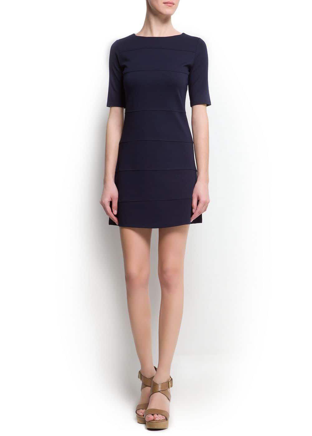Bands jersey dress | MANGO