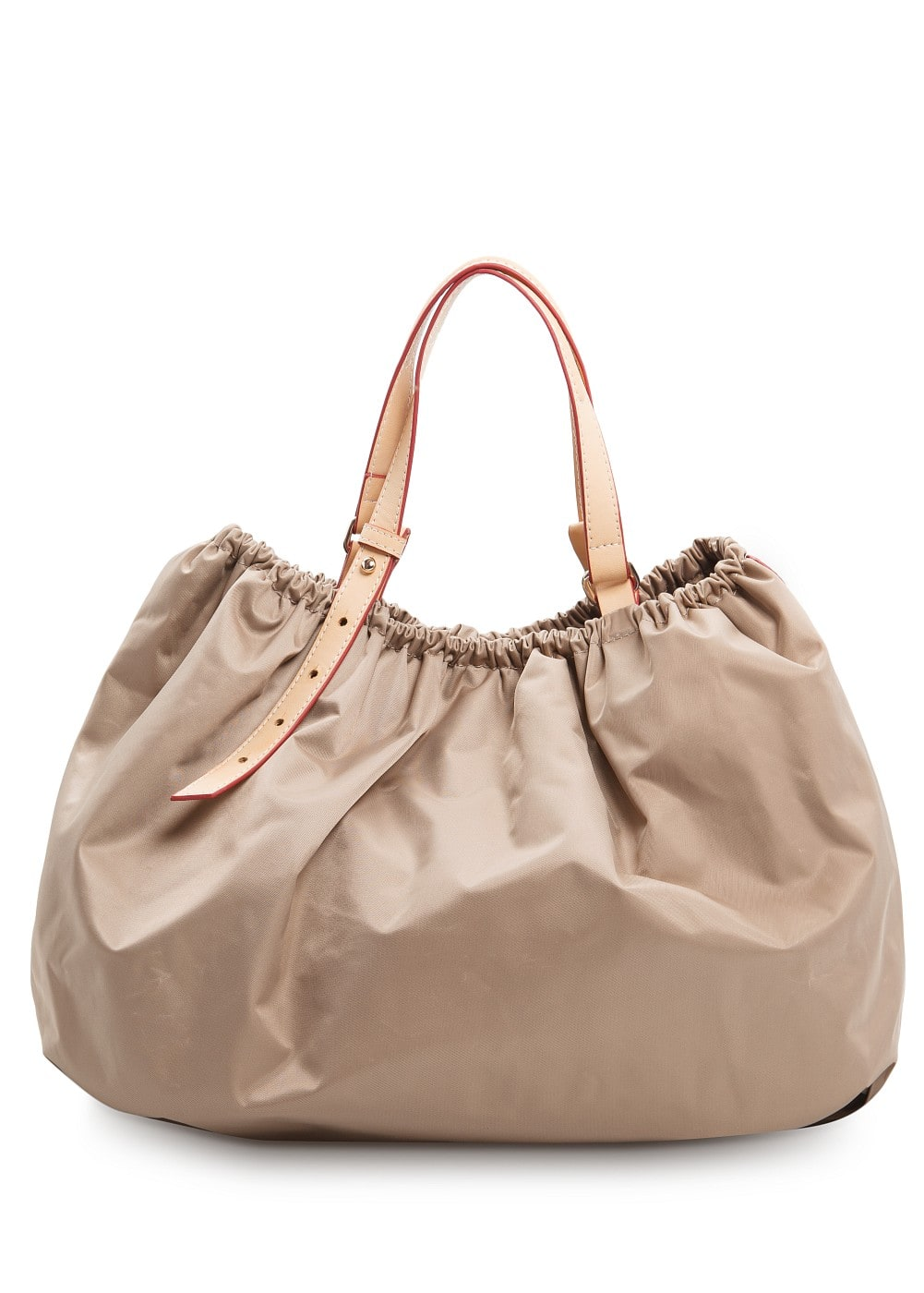 Nylon shopper tas