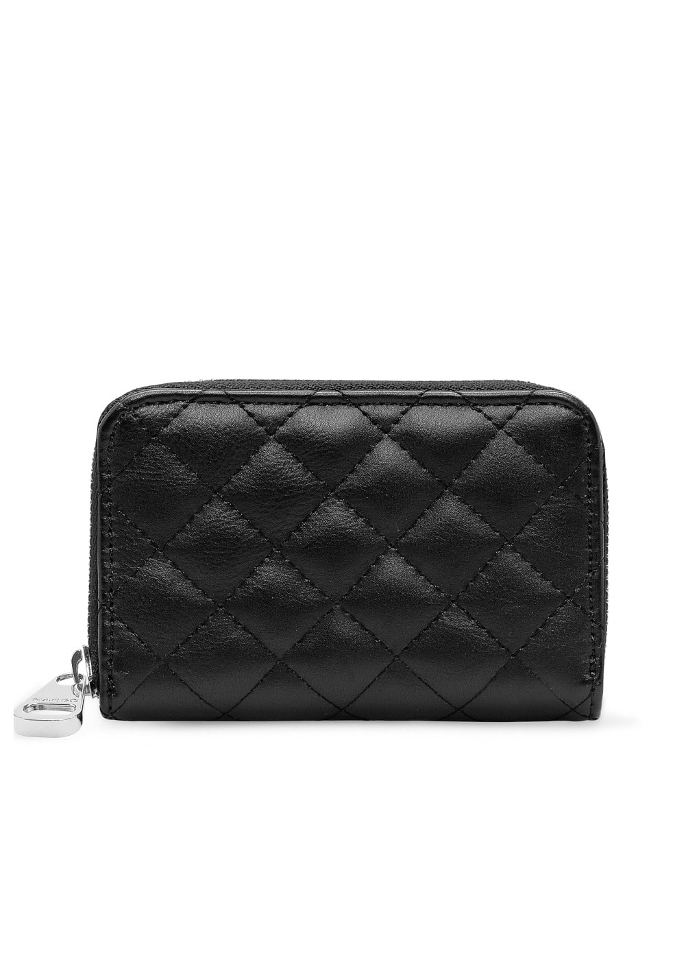 Quilted coin purse | MANGO