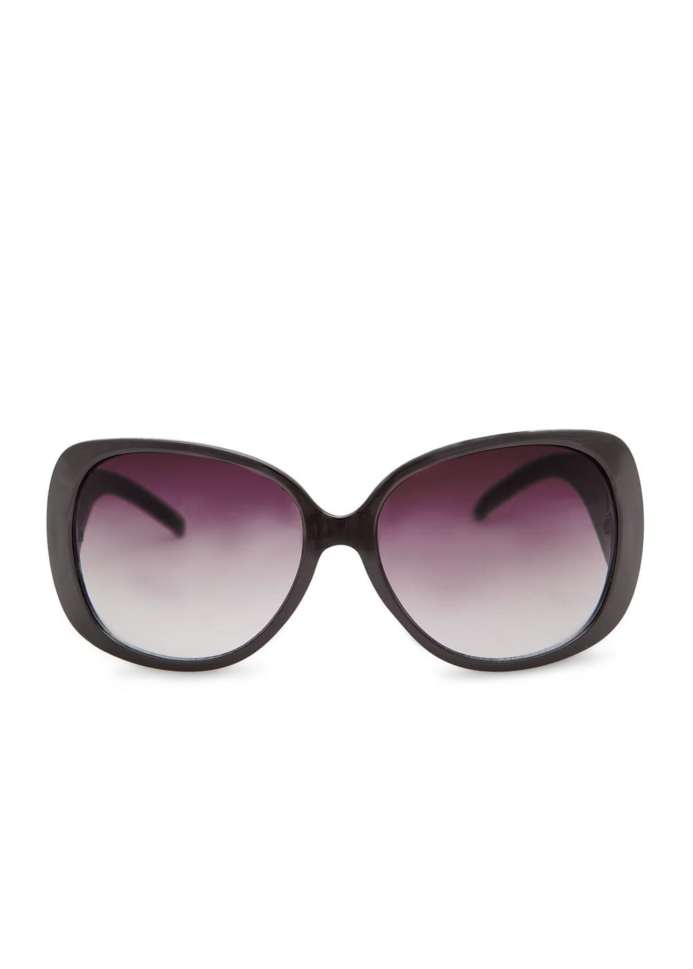 Retro maxi-sunglasses | MANGO