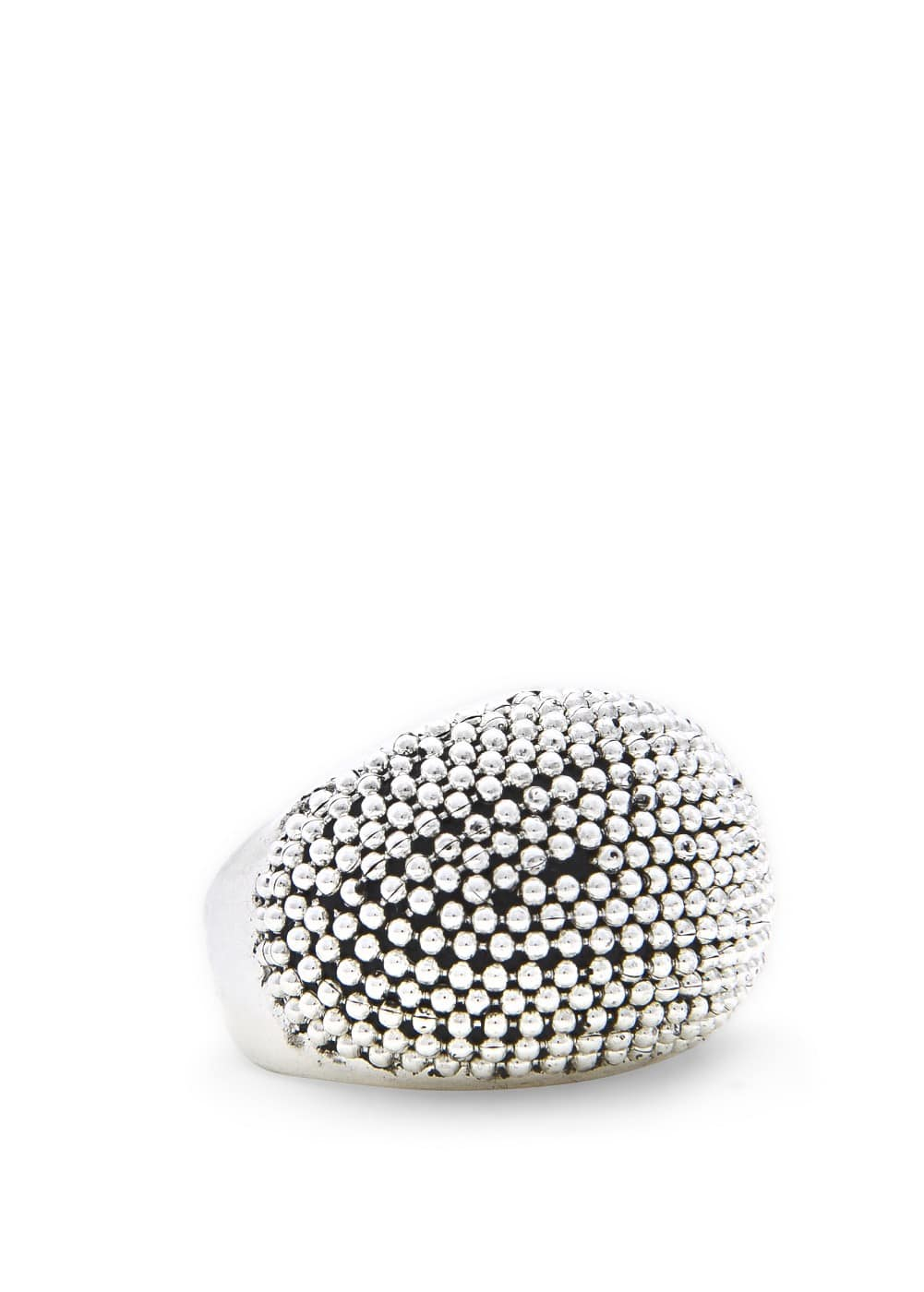 Mini spheres ring