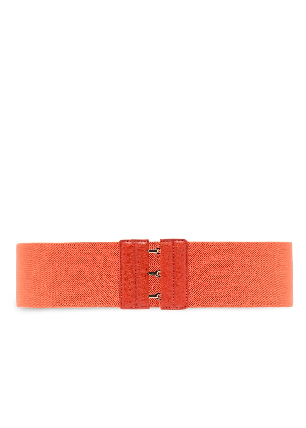 Triple hook elastic belt