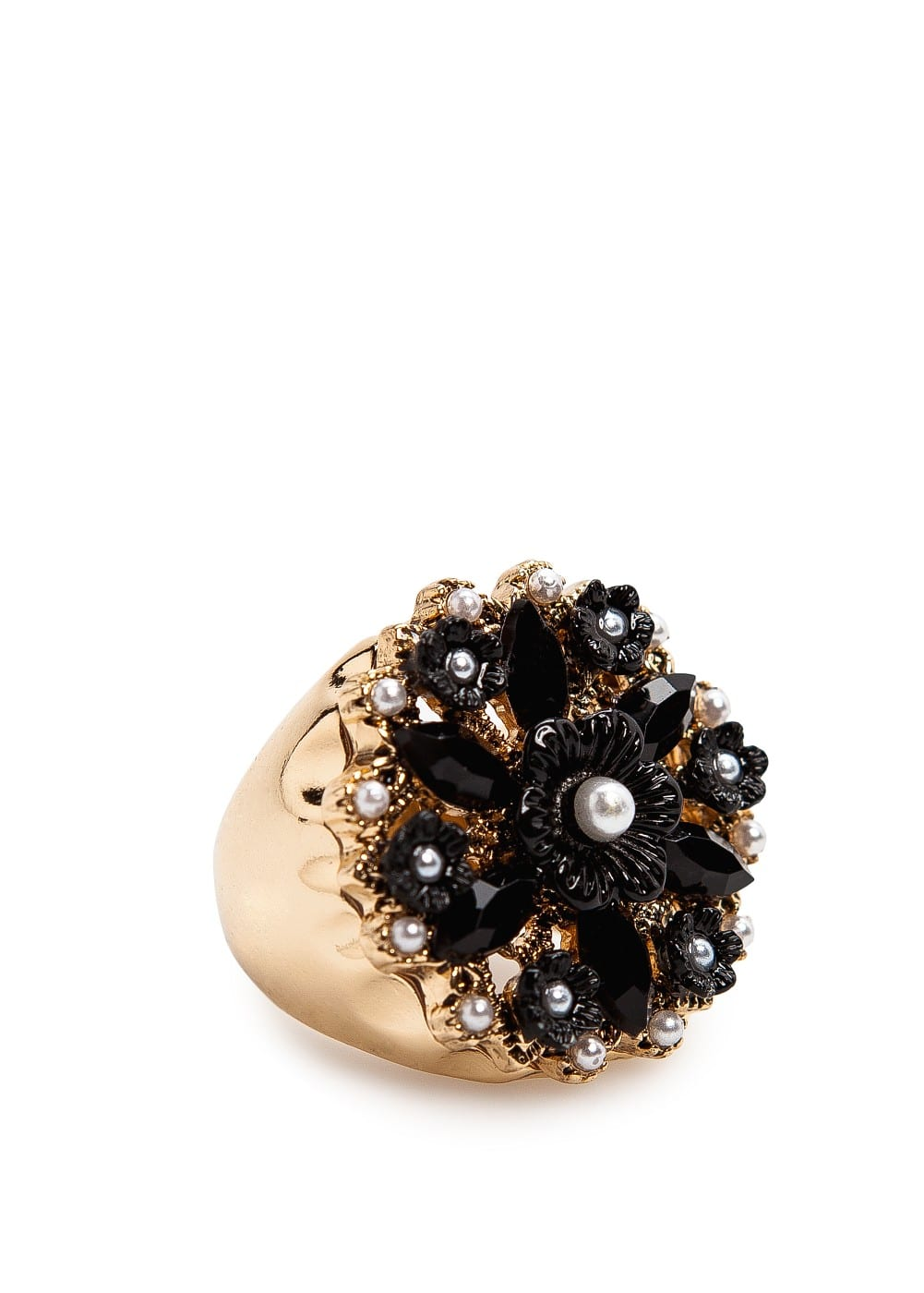 Flower ring | MANGO