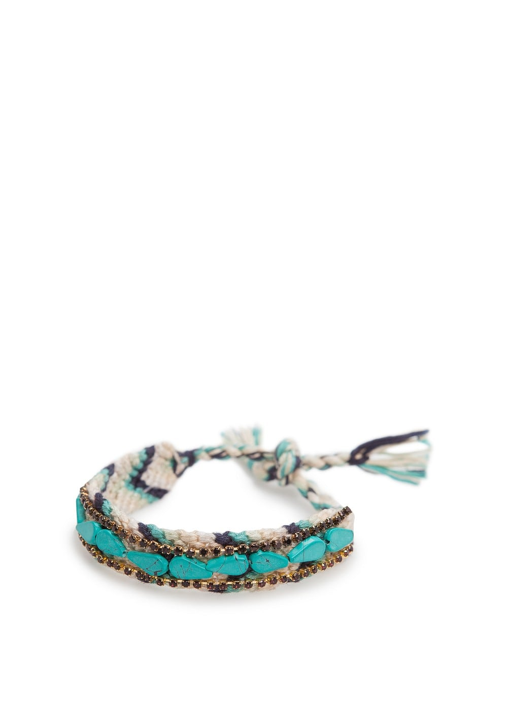 Stones friendship bracelet