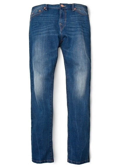 ALEX SLIM-FIT MEDIUM WASH JEANS