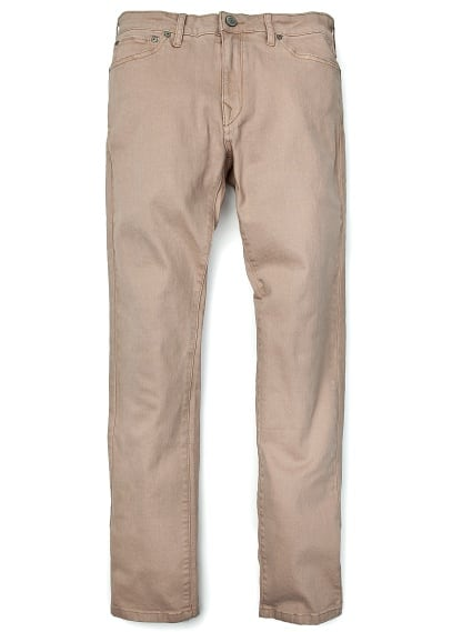 ALEX SLIM-FIT BEIGE JEANS