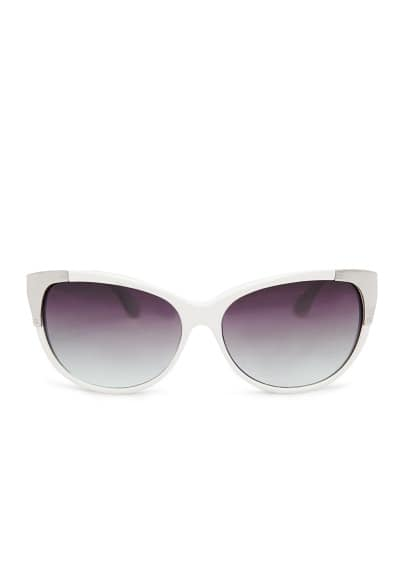 Metal hardware sunglasses