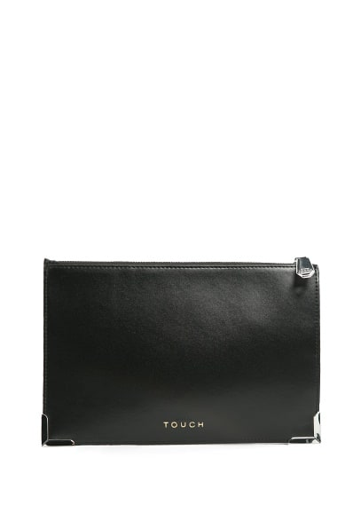 TOUCH - Metal detailing clutch