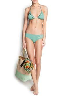 TOUCH - Dragonfly triangle bikini by Guillermina Baeza